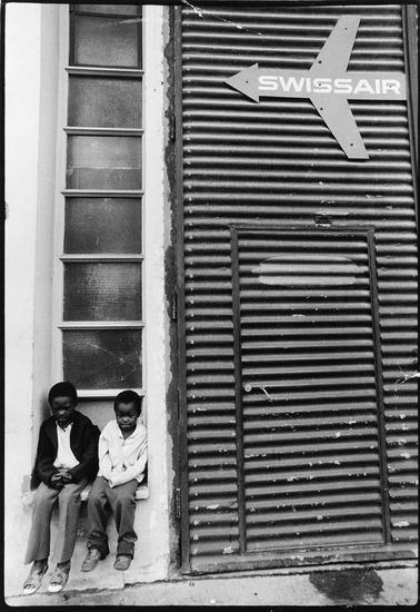 Sebastiao Salgado-Lisbon, Portugal-1975