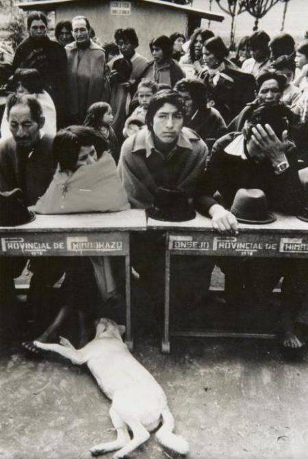 Sebastiao Salgado-Chimborazo, Ecuador-1978