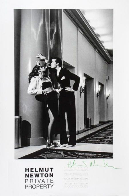 Helmut Newton-Priverte Private Property-1983