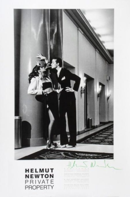 Helmut Newton-Private Property-1983