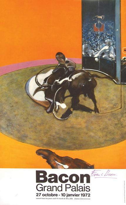Francis Bacon-The Grand Palais-1972