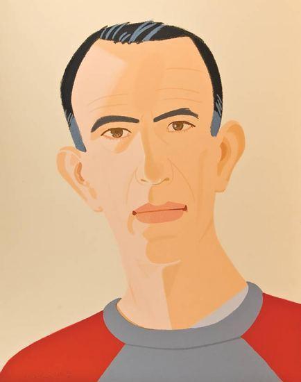 Alex Katz-Sweatshirt II-1990
