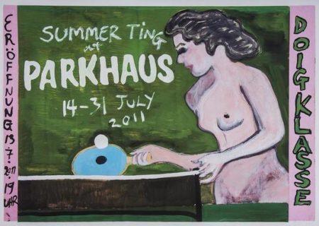 Peter Doig-Summer Ting Parkhaus-2011