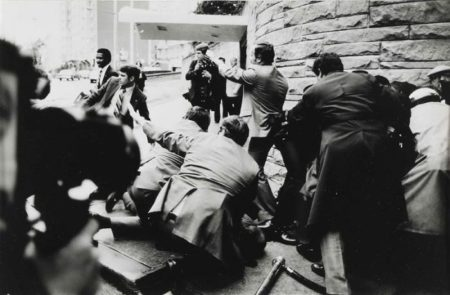 Ronald Reagan Assassination Attempt-1981
