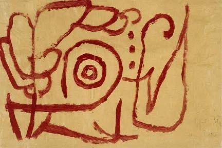 Paul Klee-Im Park-1940