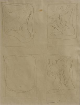 Lucio Fontana-Studio-1941