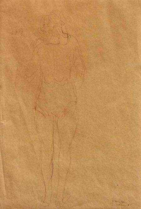 Lucio Fontana-Figura-