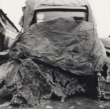 Robert Rauschenberg-Robert Rauschenberg - Vehicle Wreck-1979
