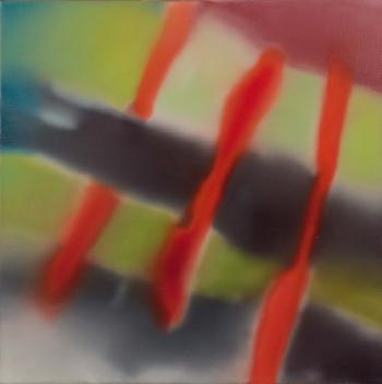 Gerhard Richter-Abstraktes Bild 447 (Abstract Painting 447)-1979