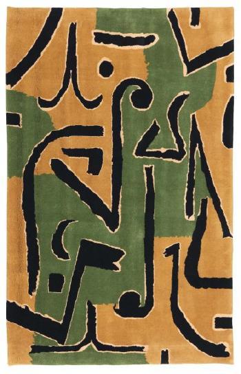 Paul Klee-Brins D'herbe (Herb Springs)-