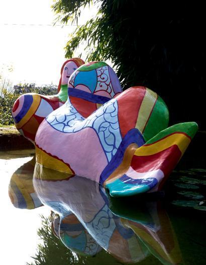 Niki de Saint Phalle-La sirene-1983