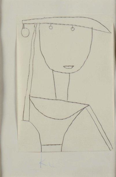 Paul Klee-Le Jardinier-1940