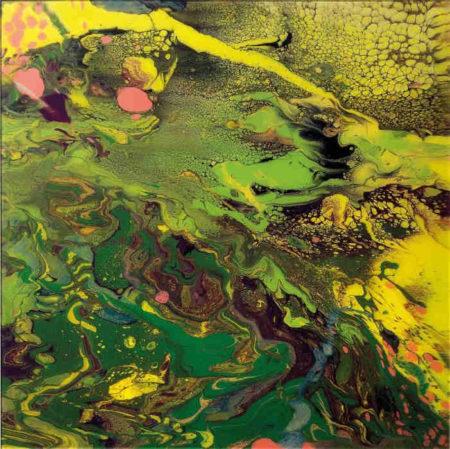 Gerhard Richter-Flow P7-2014
