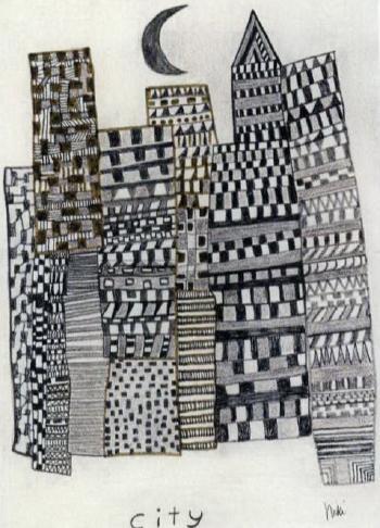 Niki de Saint Phalle-City-1970