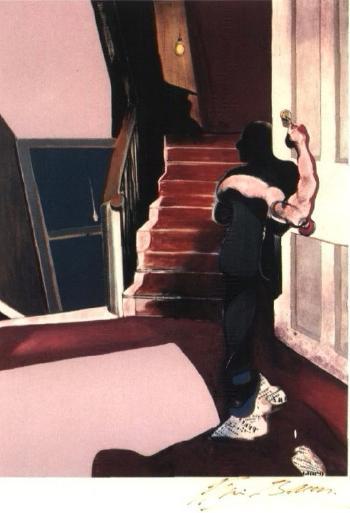 Francis Bacon-Ohne Titel-1972