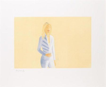 Alex Katz-Sissel (Schroder 439)-2006