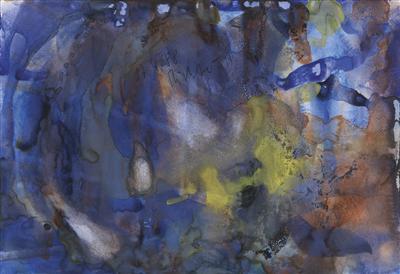 Gerhard Richter-Ohne Titel (17.4.88) / Untitled (17.4.88)-1988