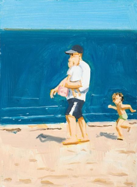 Alex Katz-Ohne Titel / Untitled-2002