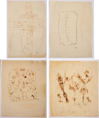 Paul Klee-Untitled-1919