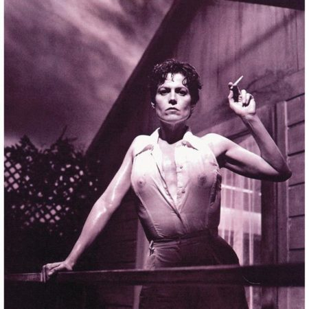 Helmut Newton-Sigourney Weaver-1977