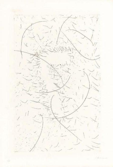 Lucio Fontana-Il 7 magnetico-1968