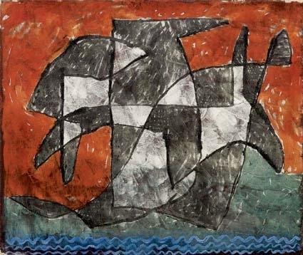 Paul Klee-See=Genspenst-1933