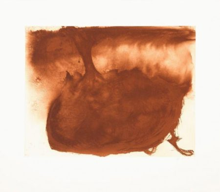Anish Kapoor-12 Etchings / Twelve Etchings / Untitled 02 / Brown-2007