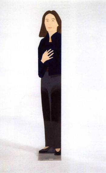 Alex Katz-Ada-1987