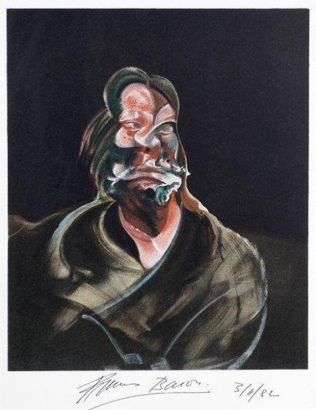 Francis Bacon-Ohne Titel-1982