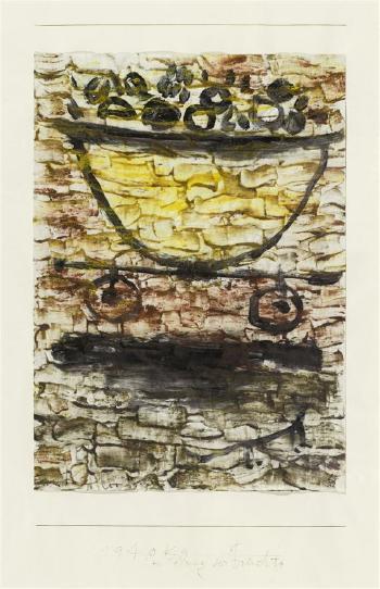 Paul Klee-Verladung Der Fruchte (Loading The Fruits)-1940
