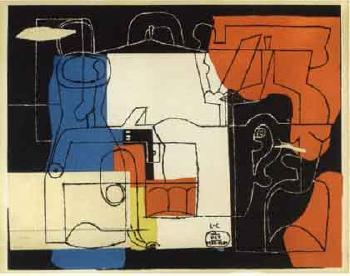 Le Corbusier-Bouteiles-1923