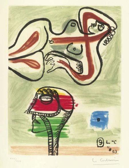 Le Corbusier-Unite Nr.9-1963