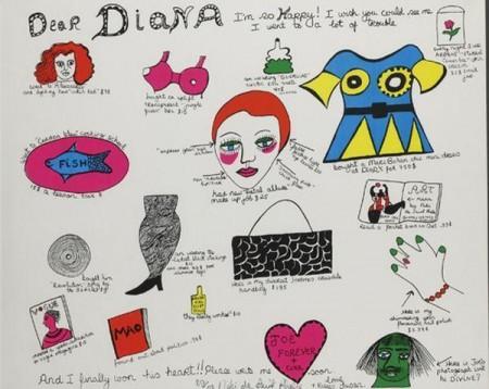 Niki de Saint Phalle-Dear Diana-