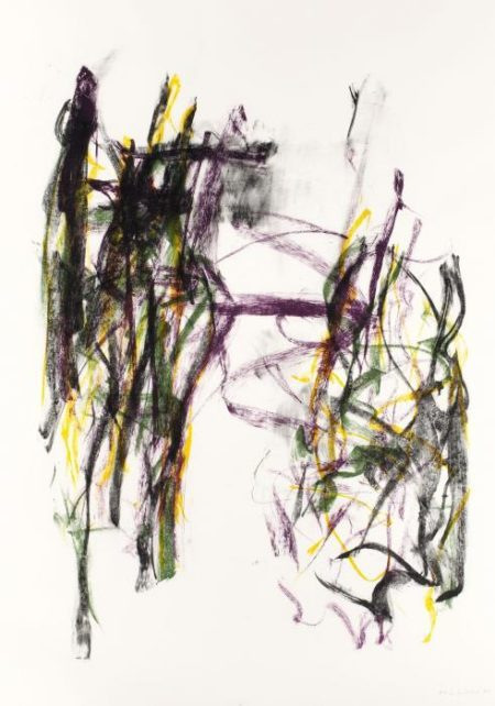 Joan Mitchell-Trees II-1992