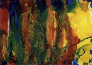 Gerhard Richter-Ohne Titel (Untitled)-1990
