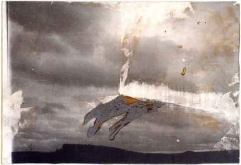 Anselm Kiefer-Bruch der Gefasse (Breaking of Vessels)-1985