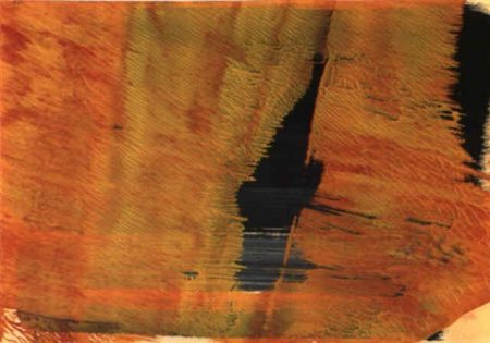 Gerhard Richter-Ein Strohhalm im Uferlosen (A straw in infinity)-1989