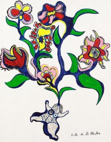 Niki de Saint Phalle-Reve-1970