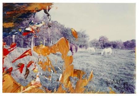 Gerhard Richter-Ohne Titel (9.4.89) / Untitled (9.4.89)-1989
