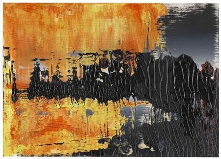 Gerhard Richter-Ohne Titel (8.4.89) / Untitled (8.4.89)-1989
