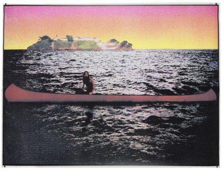 Peter Doig-Canoe Island-2000
