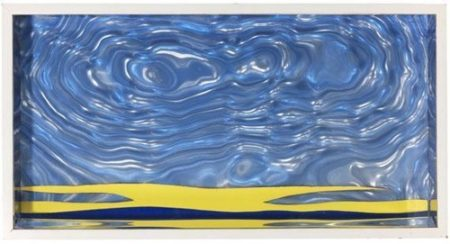 Roy Lichtenstein-Seascape II-1965