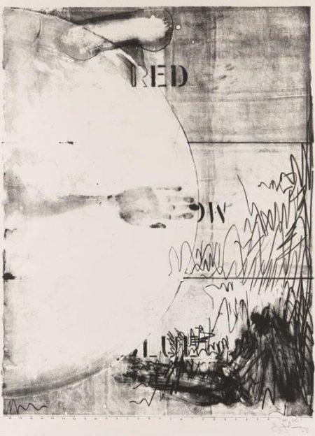Jasper Johns-Hatteras-1963