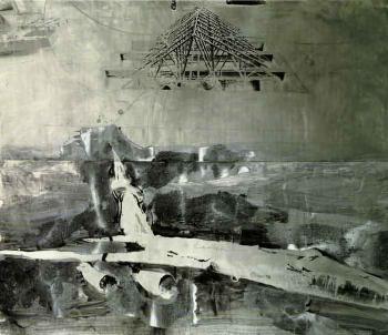 Anselm Kiefer-Laokoon-1990