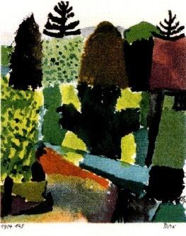Paul Klee-Park-1920