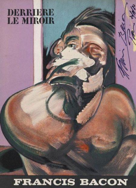 Francis Bacon-Derriere le miroir-1966
