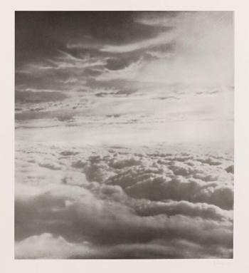 Gerhard Richter-Wolken (Clouds)-1969