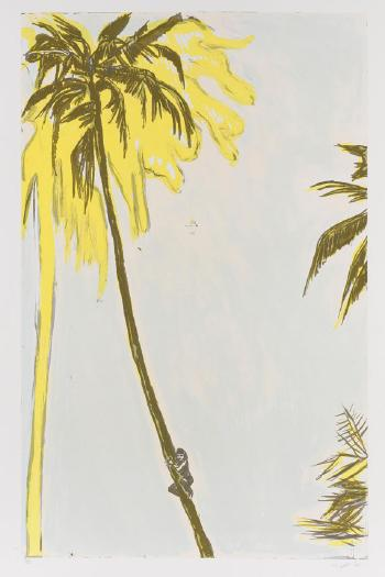 Peter Doig-Ohne Titel / Sans titre (Palm tree) / The Rape of Creativity / Untitled-2006