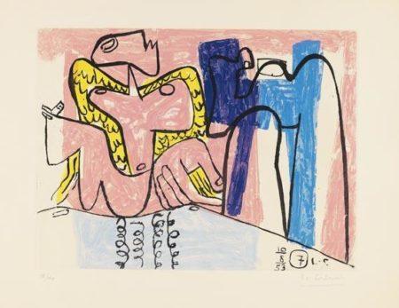 Le Corbusier-Aus: Unite-1965