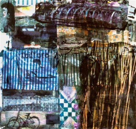 Robert Rauschenberg-Robert Rauschenberg - Quattro Mani II-2000